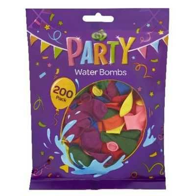 Party Balloons Waterbombs