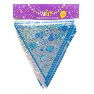 Party Banner Happy Birthdday Bunting