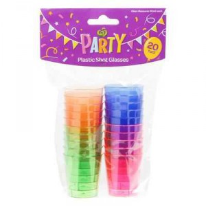 Party Entertaining Shot Glasses