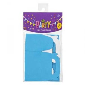 Party Loot Bags Boxes Solid Colours