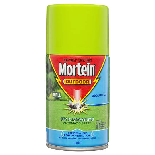 Mortein Auto Insect Control System Odourless Refill