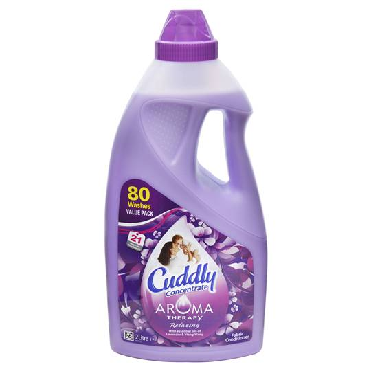 Cuddly Fabric Care Ultra Relaxing