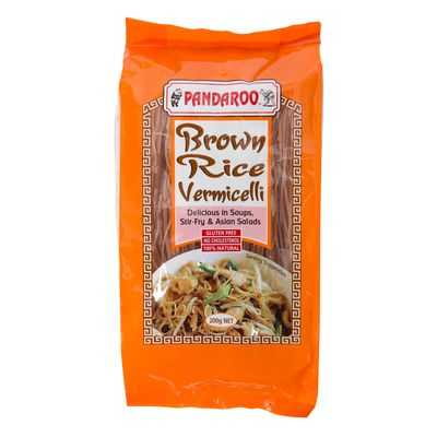 Pandaroo Vermicelli Brown Rice