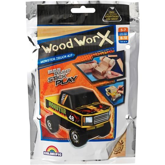 Wood Worx Toys