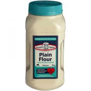 Healthy Baker Plain Flour Easy With Beta Glucan