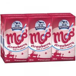 Devondale Moo Strawberry Milk