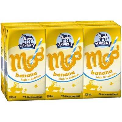 Devondale Moo Banana Milk