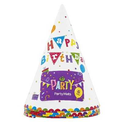 Party Costume Hats Happy Birthday