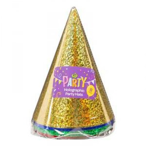 Party Costume Hats Holographic