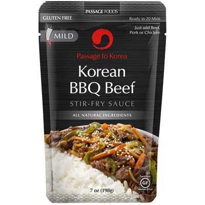 Passage To Korea Sauce Korean Bbq