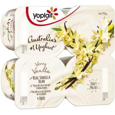 Yoplait Vanilla Yoghurt