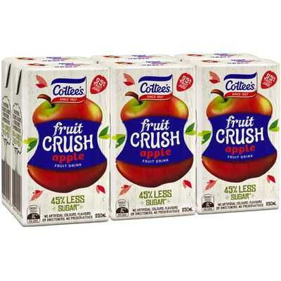 Cottees Apple Fruit Crush