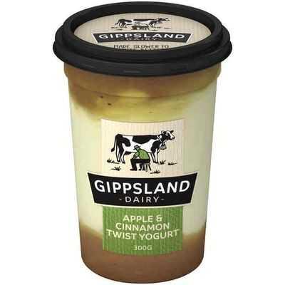 Gippsland Apple Pie Yoghurt
