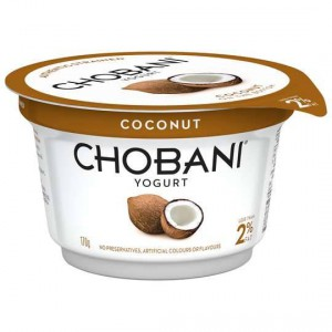 Chobani Coconut Yoghurt