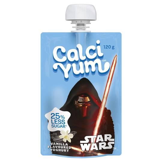 Calci Yum Kids Vanilla Yoghurt