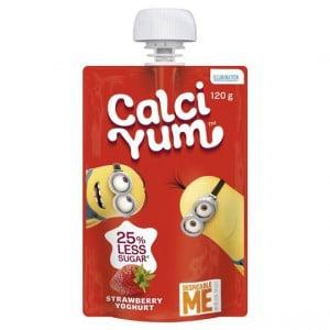 Calci Yum Kids Strawberry Yoghurt