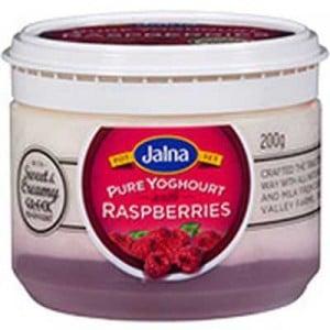 Jalna Pure Raspberry Yoghurt