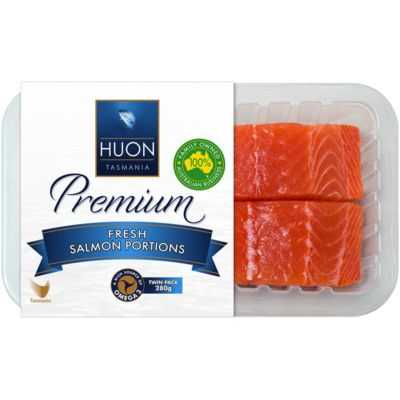 Huon Atlantic Salmon Skinless