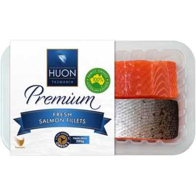 Huon Atlantic Salmon Skin On