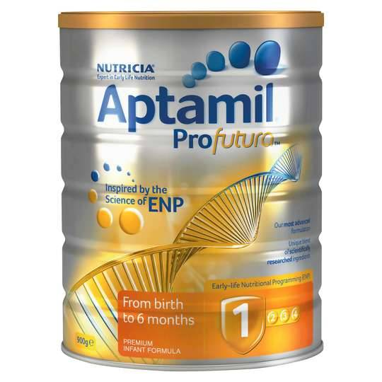 Aptamil Profutura Baby Formula Stage 1 From Birth - 6 Months