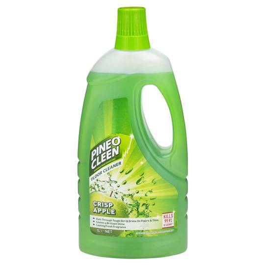 Pine O Cleen Disinfectant Floor Cleaner Crisp Apple