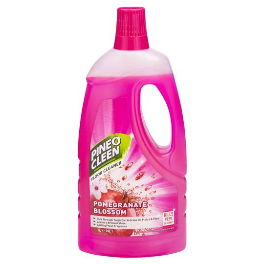 Pine O Cleen Disinfectant Floor Cleaner Pomegranate