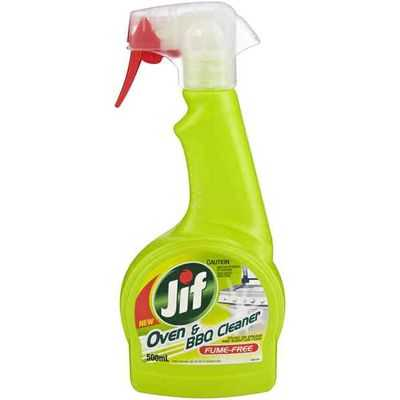 Jif Cleaner Spray Oven & Bbq