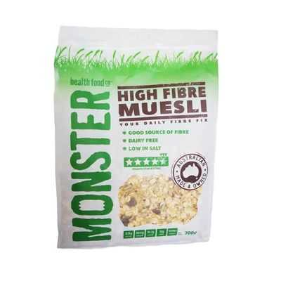 Monster High Fibre Muesli