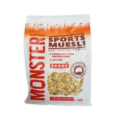 Monster Sports Muesli