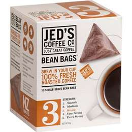 Jed's Coffee Bean Bags #3