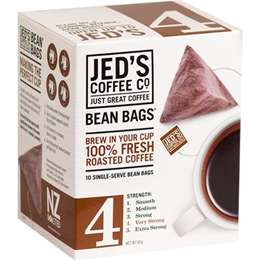 Jed's Coffee Bean Bags #4