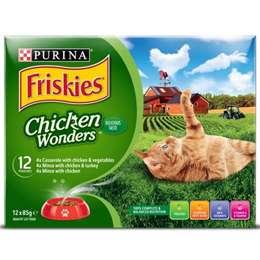 Friskies Chicken Wonders