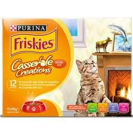 Friskies Casserole Creations Creations