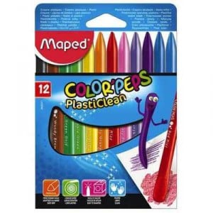 Maped Plasticlean Crayon
