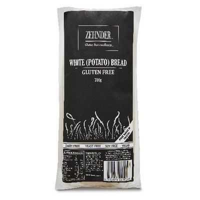 Zehnder White Bread Gluten Free