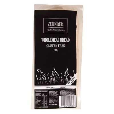 Zehnder Wholemeal Bread Gluten Free