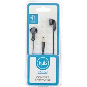 Hub It Comfort Earphones Comfort