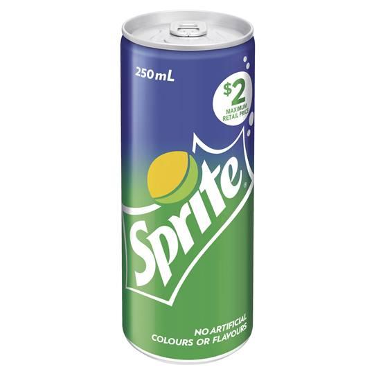 Sprite Lemonade Can