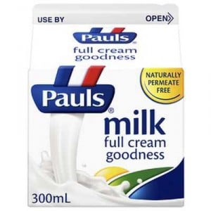 Pauls Full Cream Milk