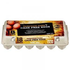 Parkwood Barn Laid Eggs
