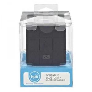 Hub It Bluetooth Speaker Boom Cube