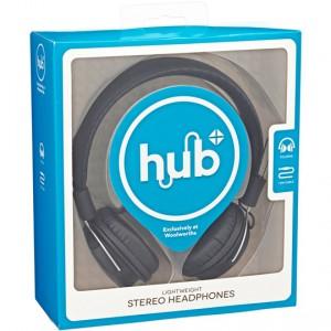 Hub It Earphones Light Weight Stereo