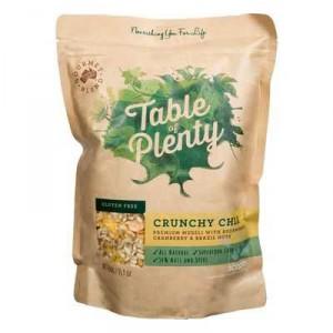 Table Of Plenty Crunchy Chia Gluten Free Muesli