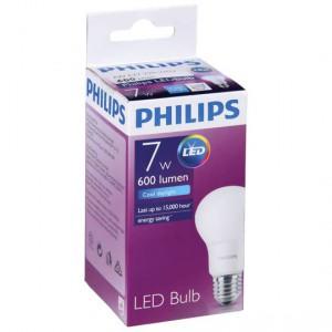 Philips Led Globe Cool Daylight 600 Lumen Es Base