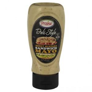 Praise Sandwich Mayo Honey Mustard