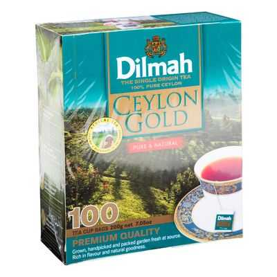 Dilmah Ceylon Gold Tea