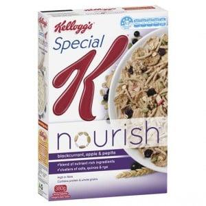 Kellogg's Special K Blackcurrant & Pepita Nourish