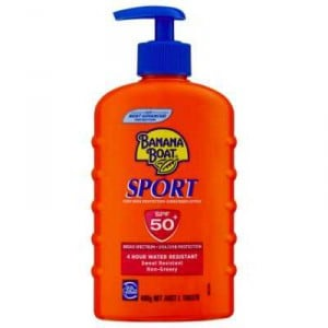 Banana Boat Spf 50+ Sunscreen Sport