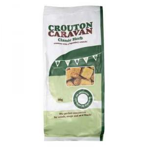 Crouton Caravan Dressing Classic Herb