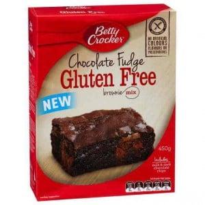 Betty Crocker Chocolate Fudge Brownie Mix Gluten Free